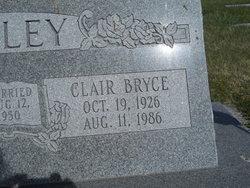 Clair Bryce Bailey