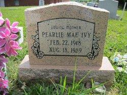 Pearlie Mae <i>Ivy</i> Baskin