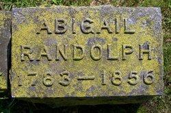 Abigail <i>Wilcox</i> Randolph