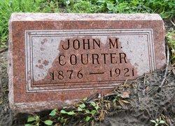 John M. Courter