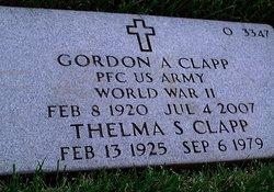 Gordon A Clapp