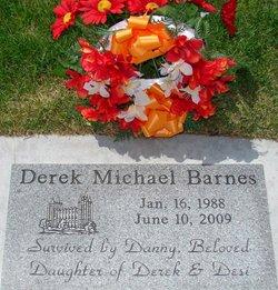 Derek Michael Barnes
