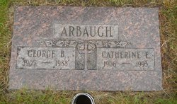 Catherine E Arbaugh