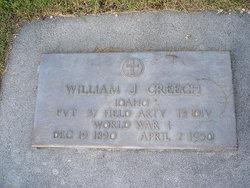 William Jessie Creech
