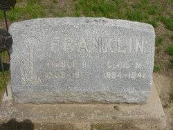 Mable B <i>Randol</i> Franklin
