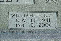 William Eugene Billy Wiley