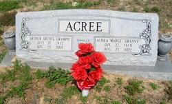 Arlous Arthur Acree