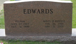 Mavis O. <i>Riddell</i> Edwards