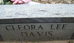Cleora Lee Davis