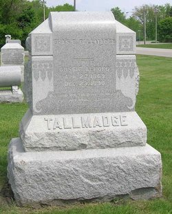 Gussie <i>Alford</i> Tallmadge