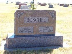 Magdalina <i>Goebel</i> Boschee