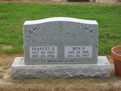 Benjamin F Carrico
