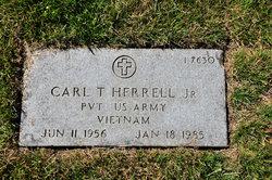 Carl T Herrell, Jr