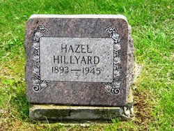 Hazel <i>Bear</i> Hillyard