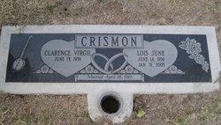 Lois June Crismon