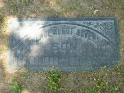 Clarence Algot Alverson