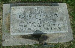 Ronald Henry Barber