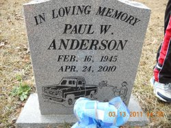 Paul William Anderson