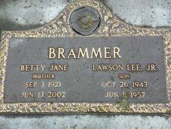 Betty Jane <i>Dunn</i> Brammer
