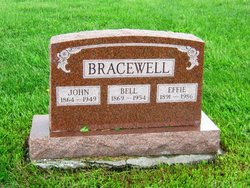 Effie Bracewell