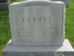 Alta Ione <i>Morgan</i> Ferrel