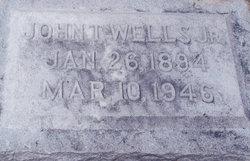 John Thomas Wells, Jr