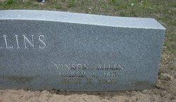 Vincent Allen Yank Collins