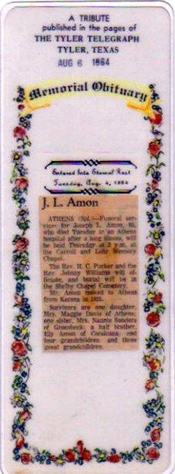 Joseph Lem Amon