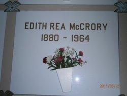 Edith Rea McCrory