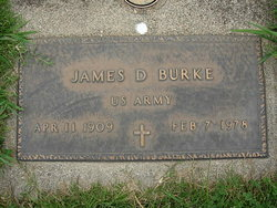 James D Burke