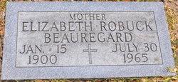 Elizabeth J. <i>Robuck</i> Beauregard