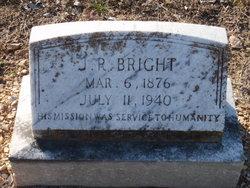 John Raymond Bright