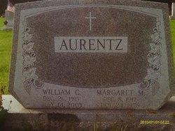 Margaret <i>Beard</i> Aurentz