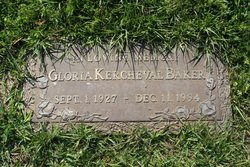 Gloria Nelwyn <i>Kercheval</i> Baker