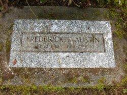 Frederick E Austin