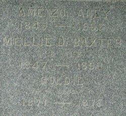 Mellie D. <i>Baxter</i> Aney