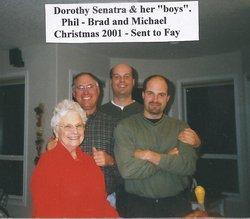 Dorothy <i>Wuestenberg</i> Senatra