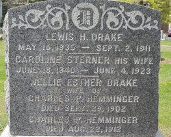 Caroline Carrie <i>Sterner</i> Drake