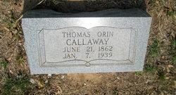 Thomas Orin Callaway