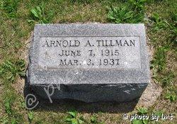 Arnold Andrew Tillman
