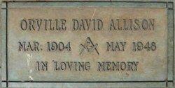 Orville David Allison