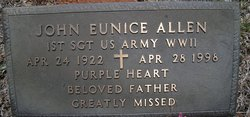 John Eunice Allen