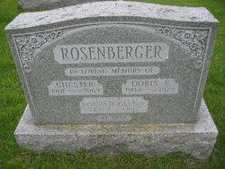 Doris Evelyn <i>Armatage</i> Rosenberger