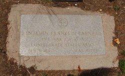 Benjamin Franklin Frank Barnard