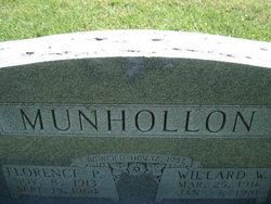 Willard Wilson Munhollon