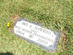 Alma Imo <i>Elledge</i> Hawkins
