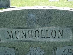 Lena Willine <i>Godderd</i> Munhollon