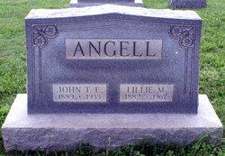 Lillie M. <i>Hahn</i> Angell