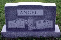 Virginia L. <i>Stonesifer</i> Angell