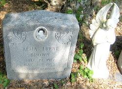 Alma Irene Brown